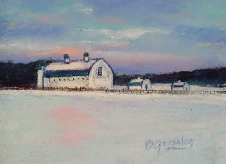 DH Day Barns Winter